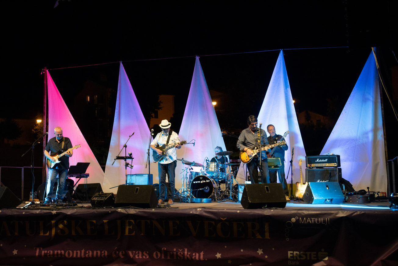Koncert Jerry Ricks Blues Festival