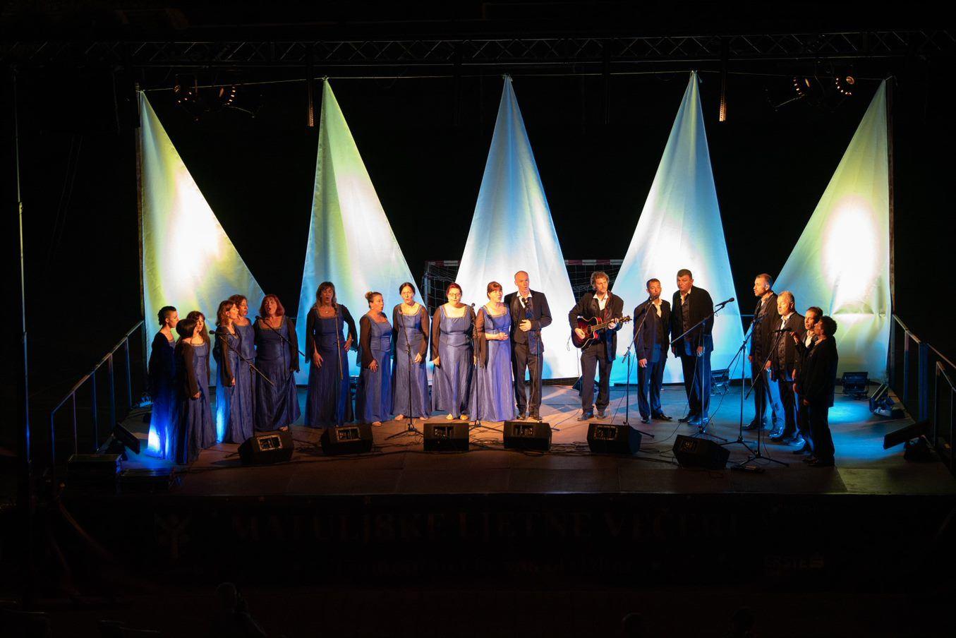 Koncert muška i ženska Klapa Kastav